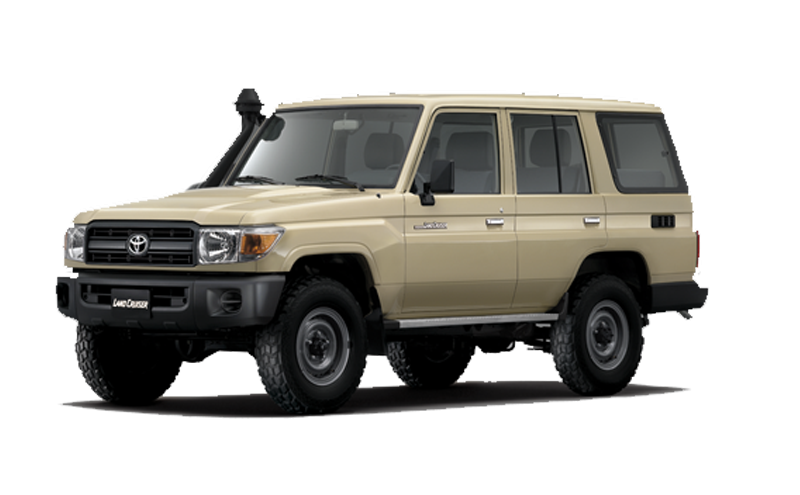 Land Cruiser 70 Series