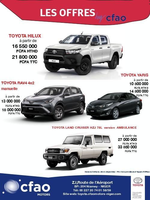 Venez profiter de nos offres promotionnelles sur nos véhicules !!!